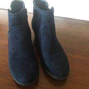Unisa  unpadma blue ankle boots
